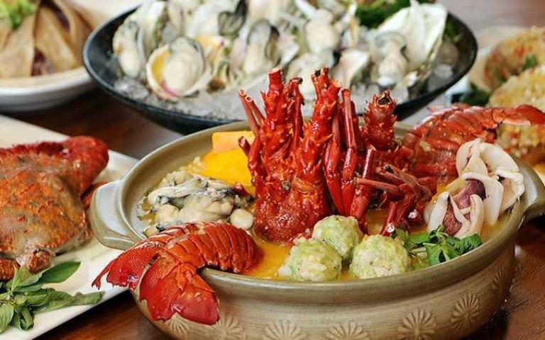 去澎湖可以這樣吃!豪邁海鮮宴 在地奢華海味一次嘗盡