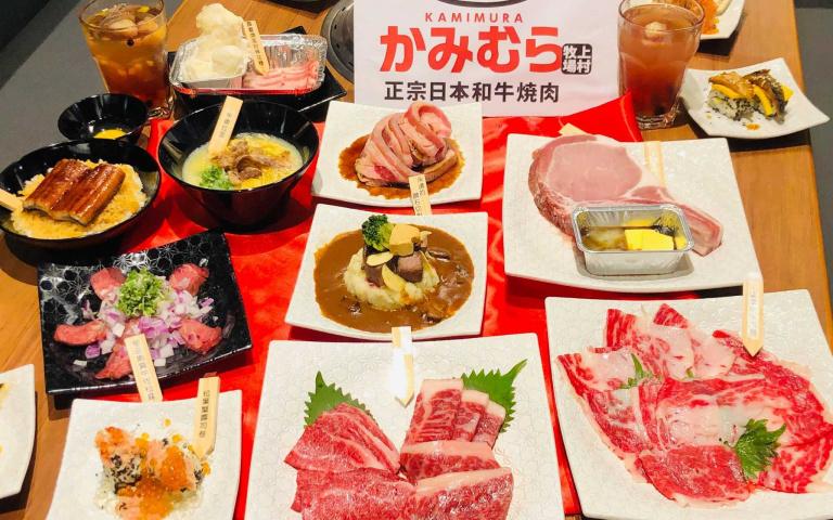 日本話題和牛燒肉吃到飽來台! 你一定要知道的亮點及必吃品項