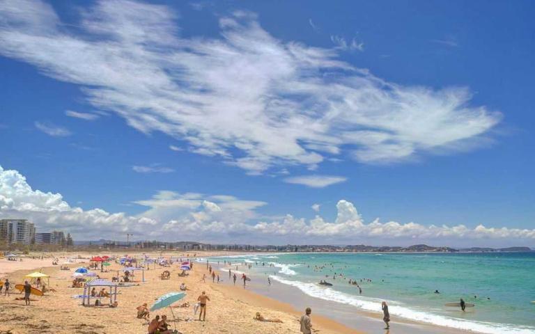 陽光沙灘比基尼!好想去南半球避寒一波 繼續用照片望梅止渴吧!