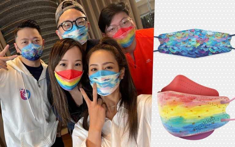 這口罩在韓國首爾、香港紅翻天!國際時尚口罩品牌masklab又推出最新KF韓式立體口罩,邀來莫允雯推出Honest Hour「從心出發」系列!