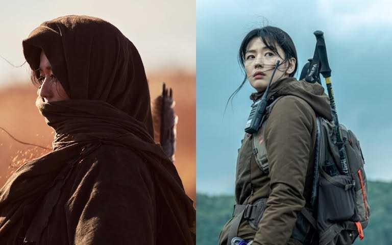 韓劇女神正式回歸!全智賢《智異山》《屍戰朝鮮:雅信傳》兩部網評最值得期待的韓劇2021下半年陸續上檔!