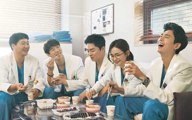 tvN歷年韓劇首播收視率TOP5,《機智醫生生活2》開播直接破紀錄!