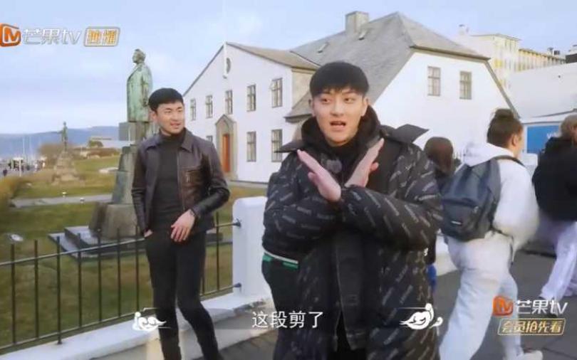 黃子韜主動合照 被誤認成BTS傻眼「我是EXO前成員」
