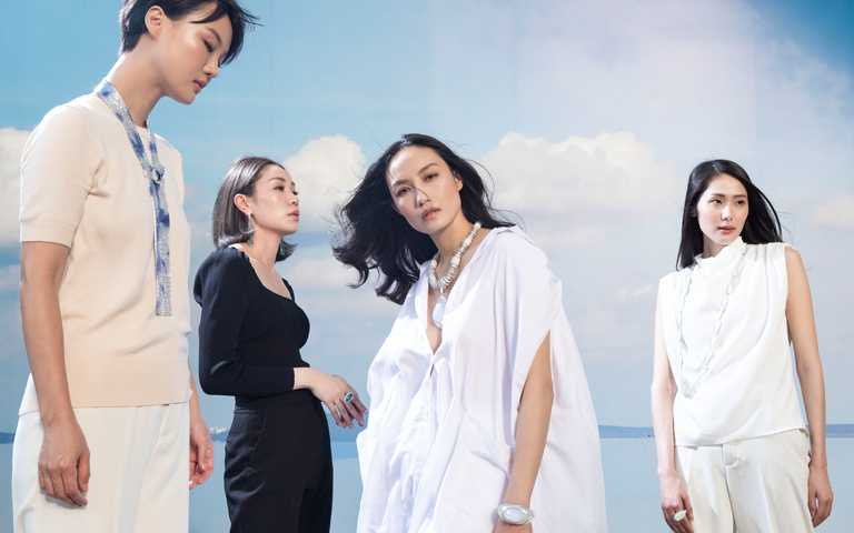 凝格生活觸動吉光片羽!寶詩龍2020「Contemplation」系列頂級珠寶,寫實幻化天邊朵朵雲!