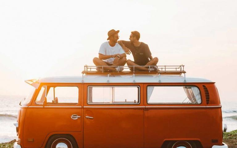 出去外頭走走吧!來看看國外網友怎麼開車出遊的!