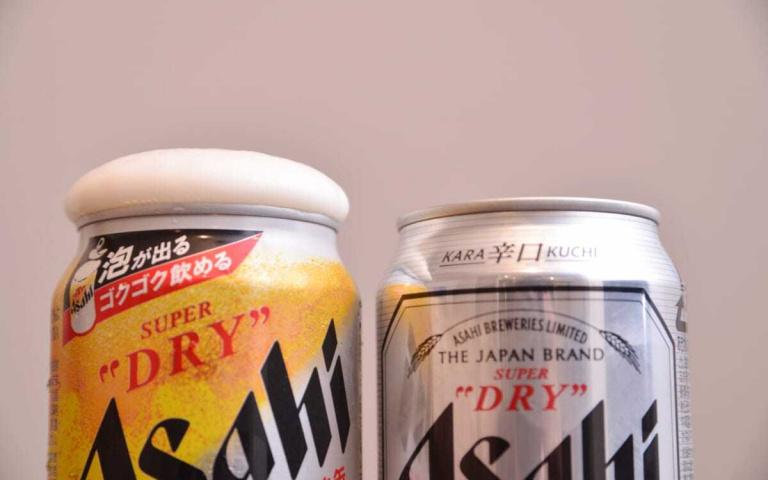 罐裝啤酒居然能喝得出生啤的口感!日本Asahi全新拉環設計