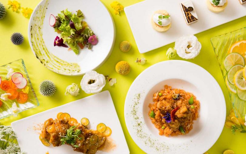 蘭陽美食節開跑!玩轉宜蘭在地春旬食材 溫泉番茄、老店蜜餞都入菜