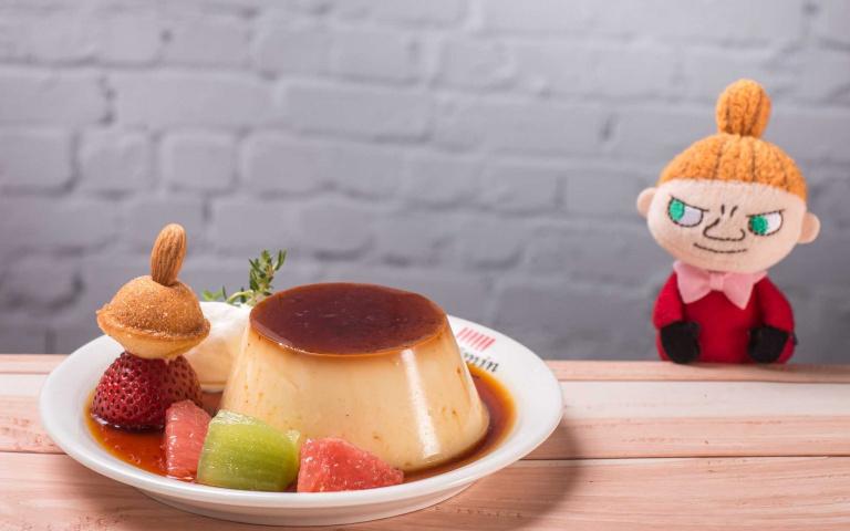 萌心爆發!嚕嚕米主題菜單、玩具總動員月餅 可愛到捨不得吃