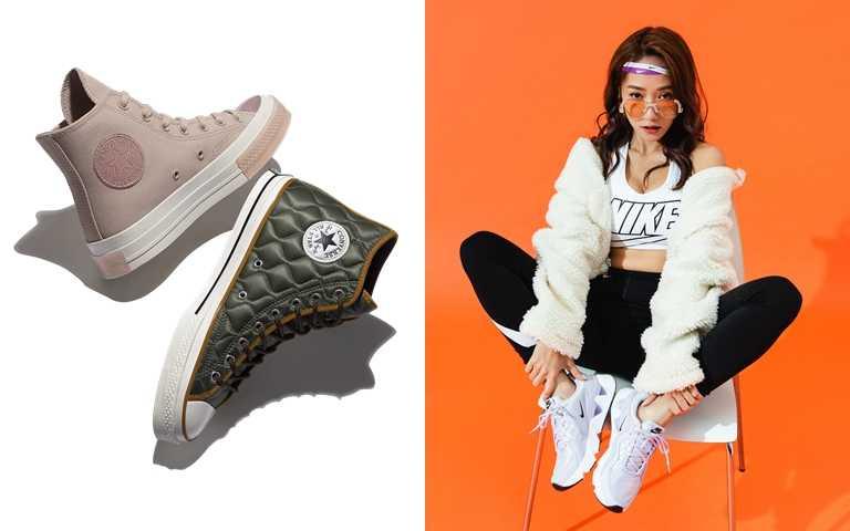 這個運動Look太好看了吧!Nike、Converse冬季超生火 趕快趁周年慶入手最划算!