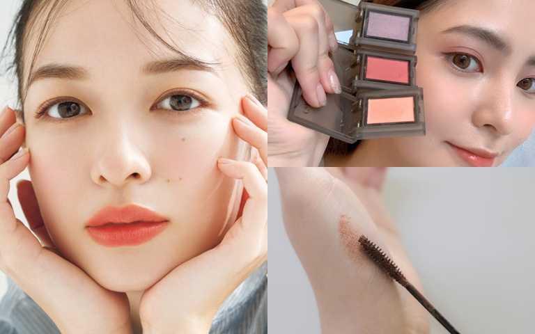 日雜上的溫柔仙氣眼妝怎麼畫?以下三個重點學起來,就能擺脫眼妝畫太濃的窘境!