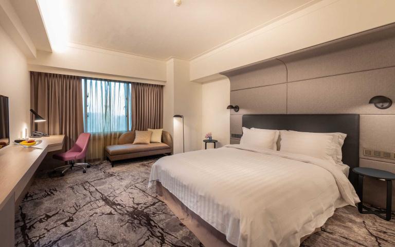 預約就有機會「免費入住」!五星飯店推出超值優惠 每人每晚千元有找!