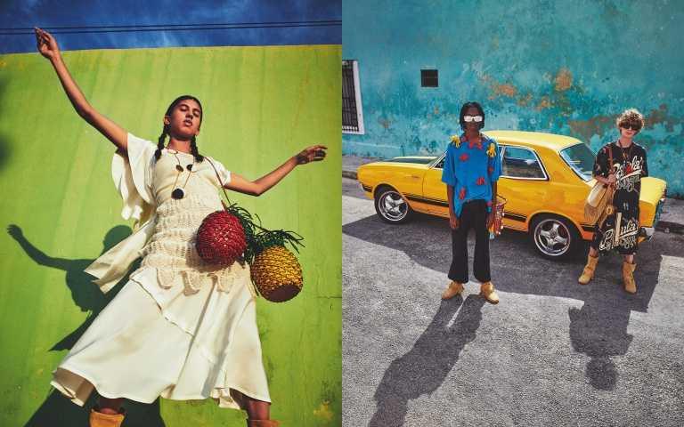 夏日必備藤編包再進化!LOEWE Paula's Ibiza 系列大推鳳梨編織包、藤編包、貝殼印花小皮件