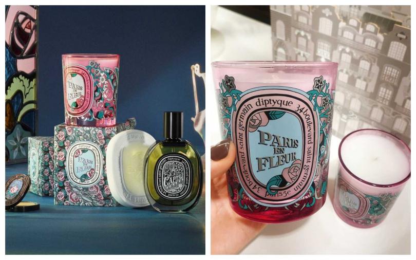 情人節必選!絕美室內玫瑰香氛蠟燭 從外包裝到香氣都充滿粉紅優雅泡泡