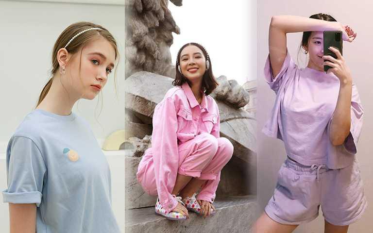 Innisfree × PAZZO聯名,快把初夏最流行的「Candy Color」穿上身!
