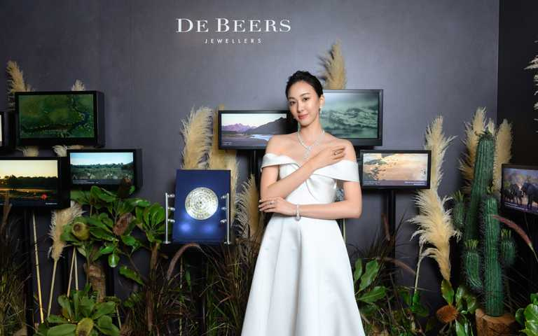 探尋絕世美鑽非凡旅程!DE BEERS「Nature's Origins頂級珠寶展」鑽頌永恆自然奇蹟