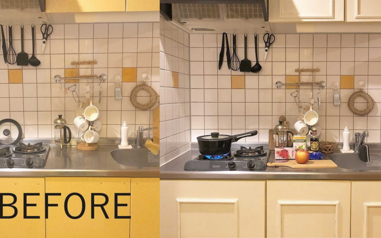 日本OL平價打造高顏質套房,獨居也可以很時髦!