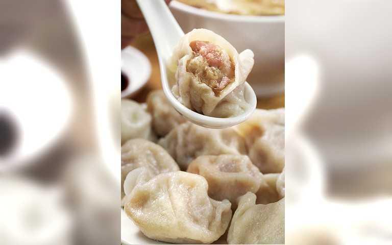 懷舊循餘香5/貴陽餃子館 傳統韭黃餡