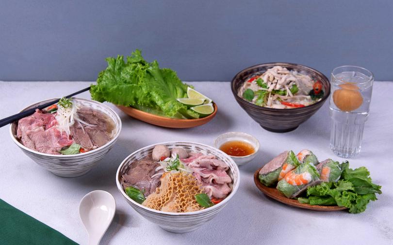 越式河粉慶開幕 對中姓名有「越」、「亮」免費吃
