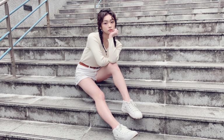 校友公認「小太妍」 北藝大正妹嚇壞:不敢當