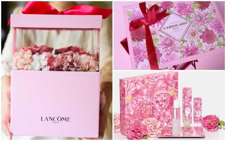 母親節限定!蘭蔻浪漫法式包裝、蕾莉歐大理花香氛、香緹卡5月玫瑰禮盒…收到這些禮物也太幸福了