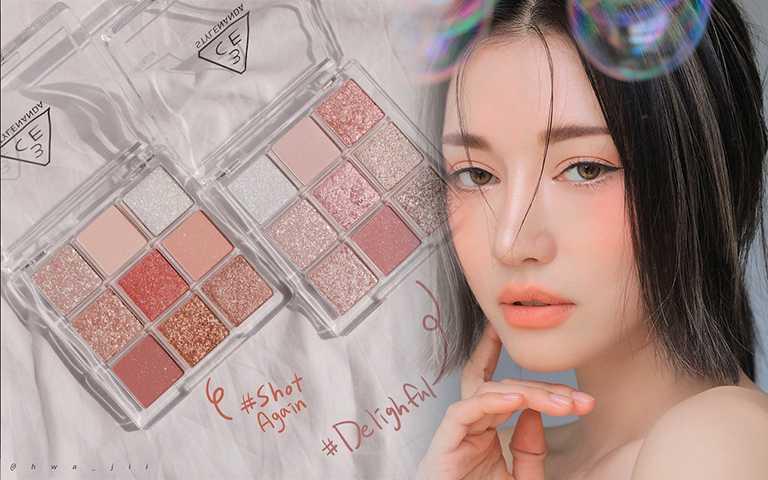 韓國「小冰塊」彩妝系列,超仙氣包裝直接視覺-10°C!