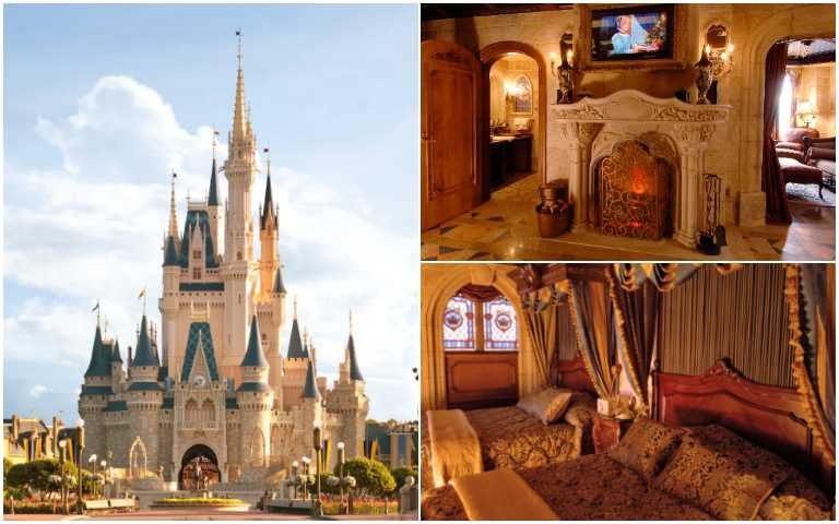 想去得靠抽獎!「迪士尼灰姑娘城堡」有錢也住不到,只能先累積人品了!