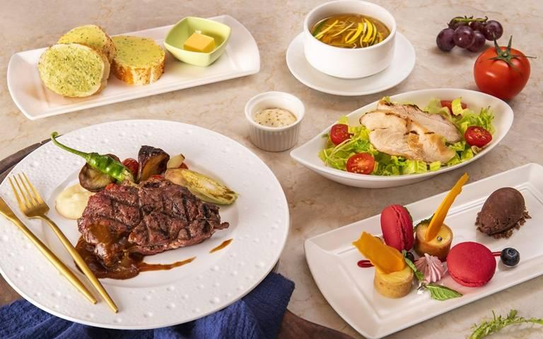 比BUFFET還威!星級飯店首推「套餐吃到飽」 美國肋眼、德國豬腳任點千元有找
