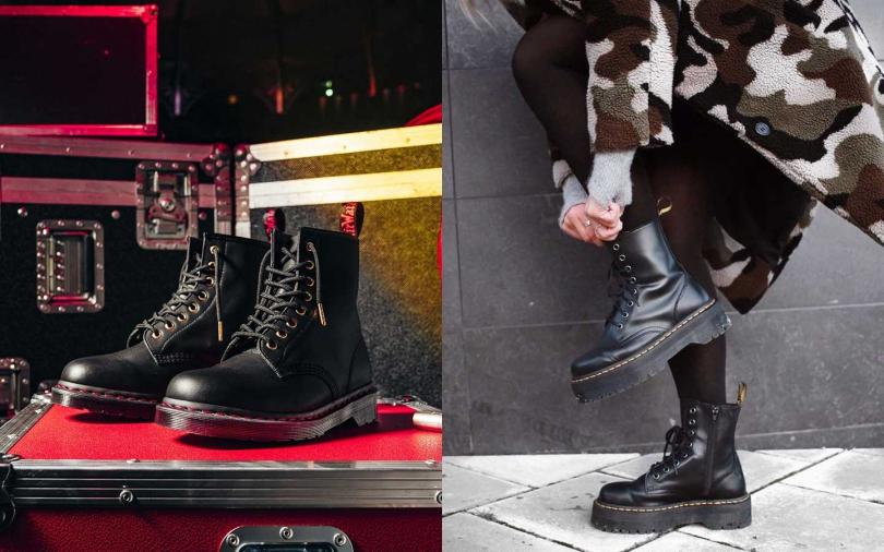 馬汀鞋為農曆新年推出超限定款!韓妞的時髦日常都穿這雙!