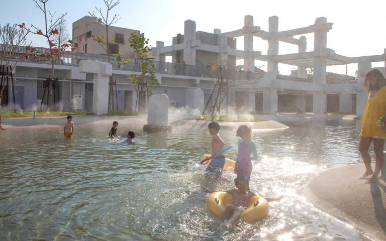 【那些年一起去】中國城拆變世界七大公園 台南新地標河樂廣場