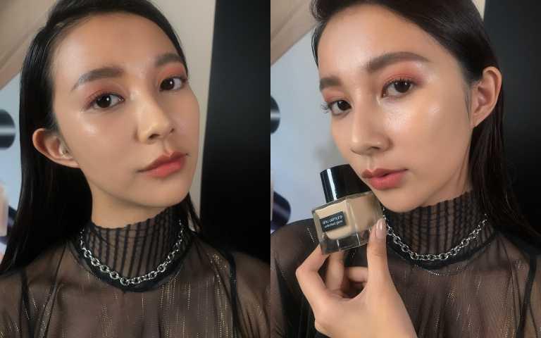 韓劇女明星的透亮底妝這樣畫?專業老師說:最強底妝工具搭對光澤底妝,才會有1+1>2的韓星好膚質