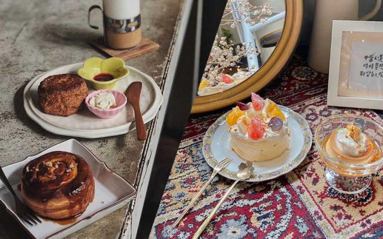 捷運中山站咖啡廳推薦!一起來感受悠閒下午茶時光!