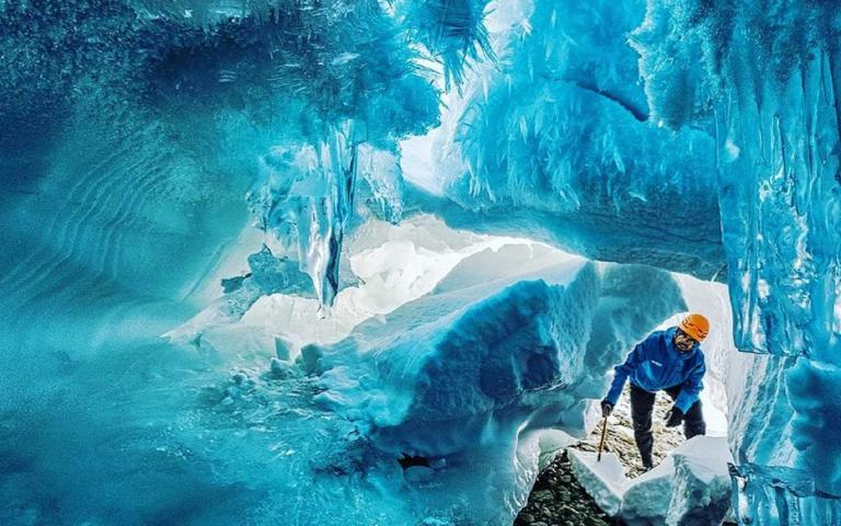 南極唯一酒店!White Desert提供私人專機,不用暈船就能玩南極大陸!