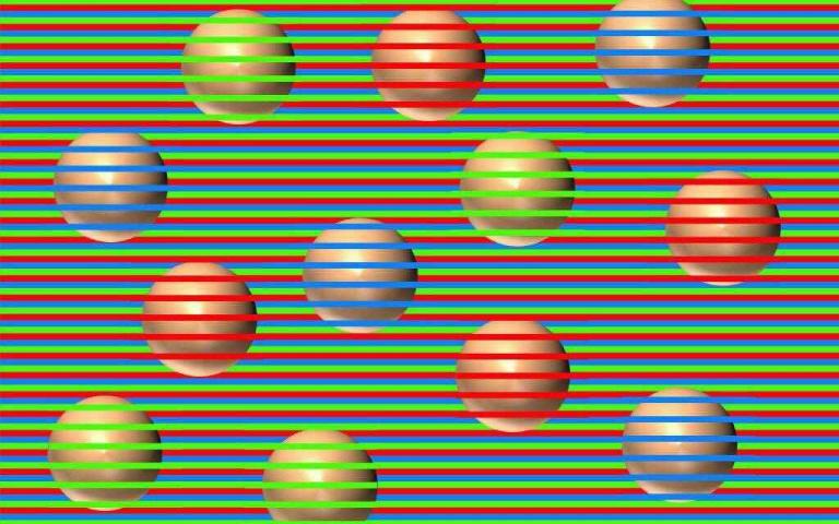 不可能!12顆球都是金色?我一定是得老花了,一定是!