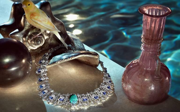 將浪漫進行到底!破6億GUCCI「Hortus Deliciarum」瑰麗珠寶限時來台,超薄「25H」陀飛輪、「G-Timeless」高級製錶初登場