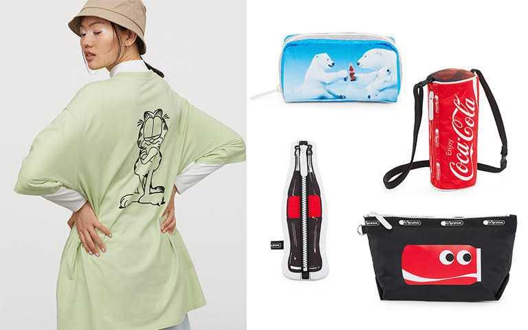 大學生快購入高CP單品:Cola小包、百搭卡通Tee,用萌小物療癒生活!