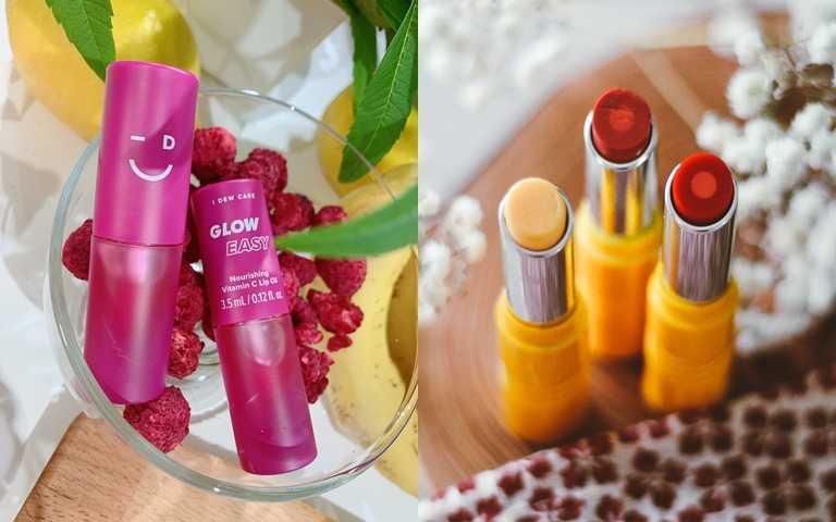 用果汁做的護唇膏、一塗爆亮的美唇精油 懂買的人才知道的養唇好物