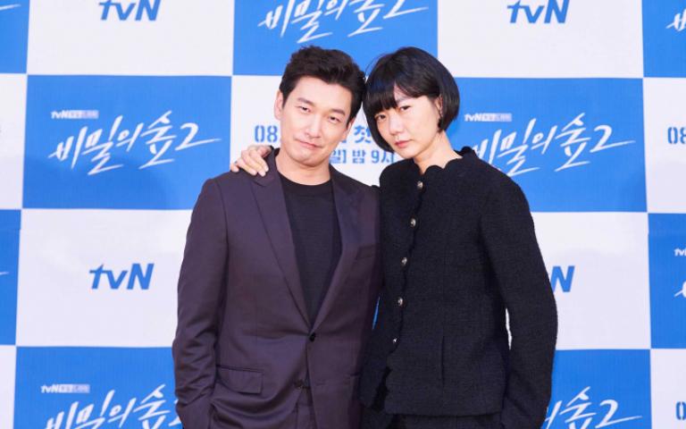 曹承佑放話《秘密森林》演到第五季 裴斗娜皺眉:都是這個人啦!