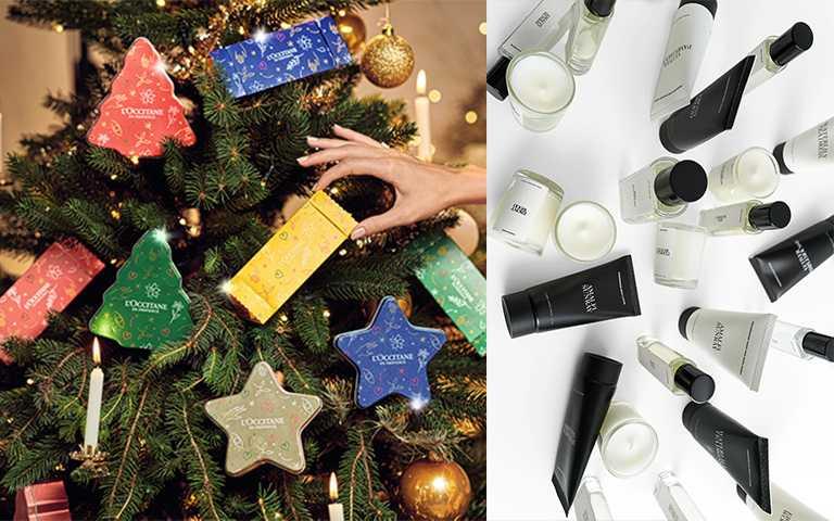 盤點耶誕「最划算禮盒」:高CP香氛組、男士專屬,還有亞洲限定款,用禮物療癒人心吧!