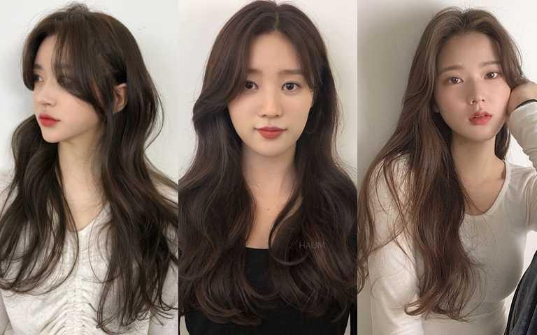 2021韓國大勢髮型是這個!「奶油棕」搭「慵懶捲」讓你一秒變身地表最美氣質小姐姐~