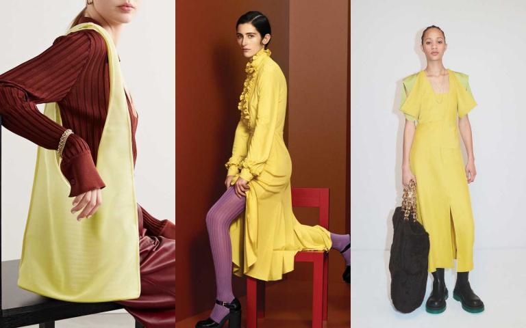 時尚老司機:追加好感度的夏日必備色 「檸檬黃」穿搭必須學一波!