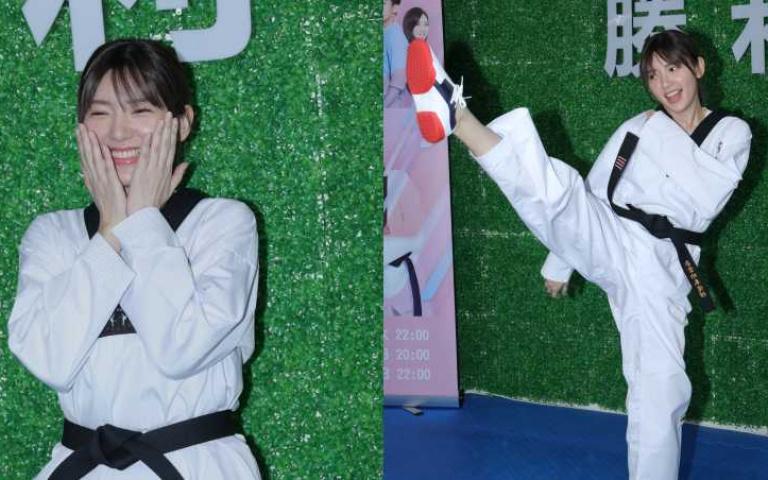 郭雪芙被噹「整個人都很醜」 發奮練跆拳...一腳踢中她該邊