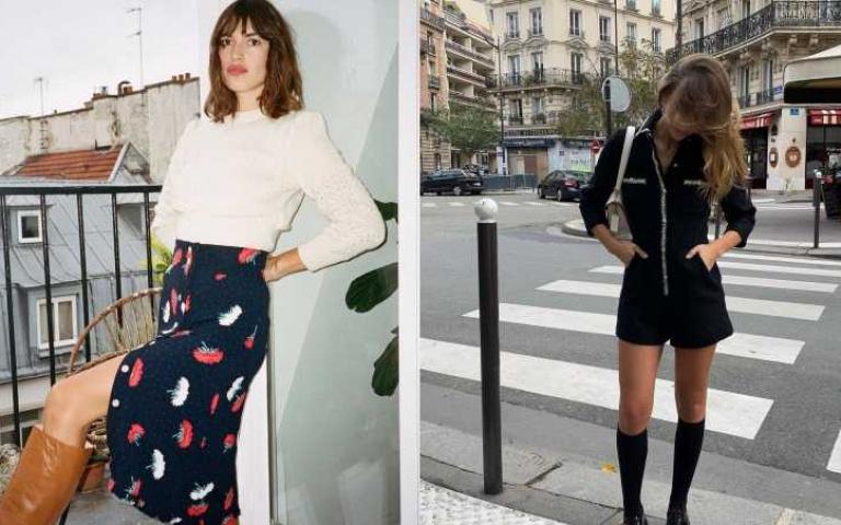 穿搭前段班:羨慕法國女人的時髦總是看起來毫不費力~6個IG潮人穿搭公式輕鬆帶入法式時髦感