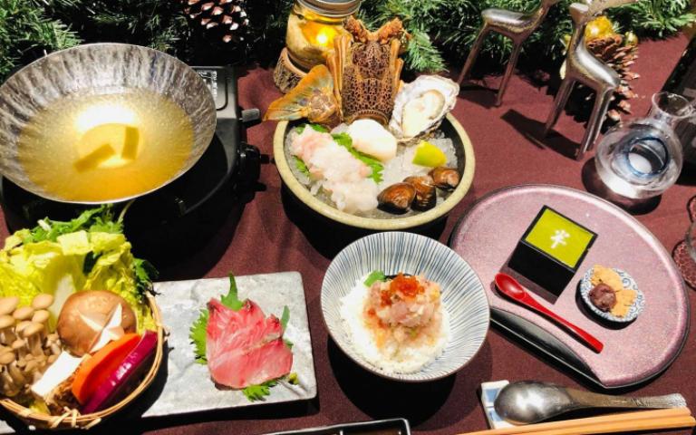耶誕鍋物吃起來!鮮涮龍蝦、和牛VS.鍋物西吃 打造火鍋新體驗
