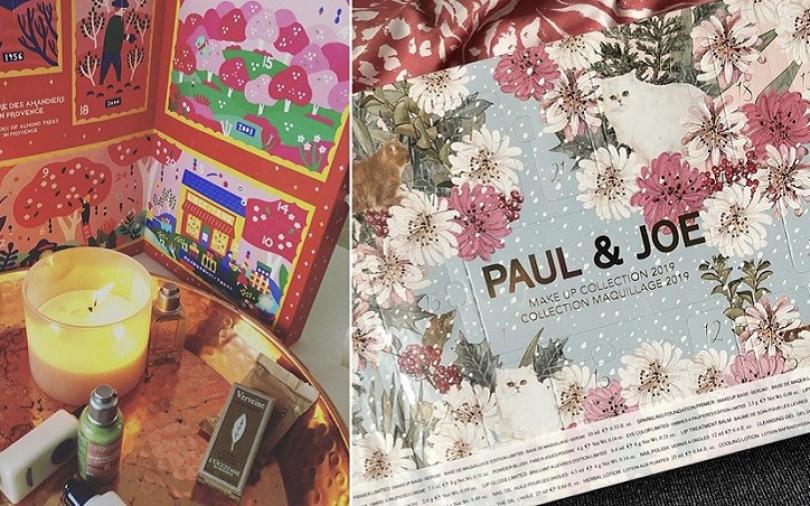 聖誕倒數月曆裡面到底裝什麼? 好到在日本只花了半天時間就全部被預訂一空太誇張!!
