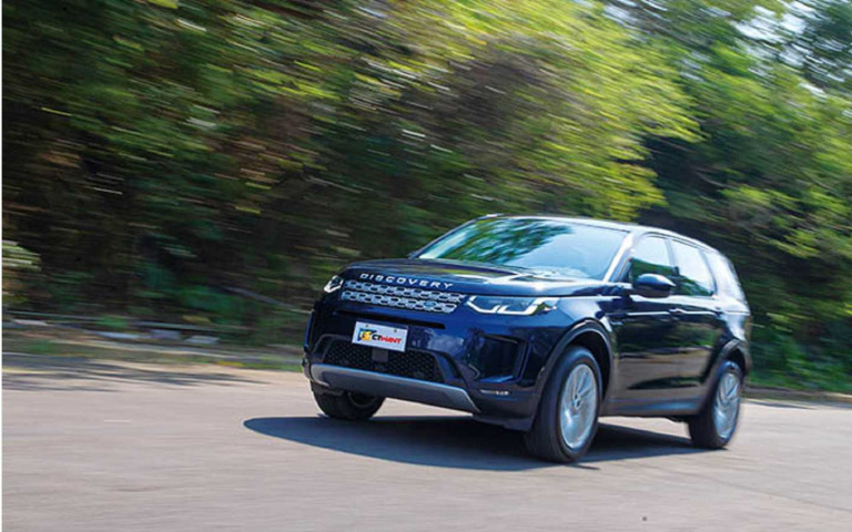 LAND ROVER DISCOVERY SPORT D180SE 愈玩愈野