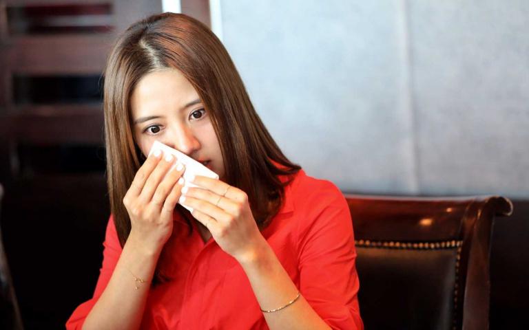 李宣榕淚崩憶亡父 演藝事業〈我盡力了〉不辜負爸爸的期待