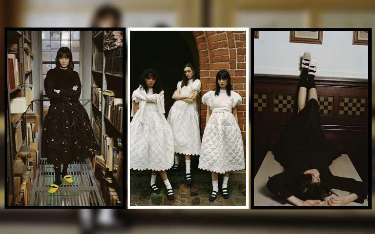 擁攬可愛話題的瑪莉珍鞋誕生!緞面材質&刺繡工法打造復古女孩的學院時尚