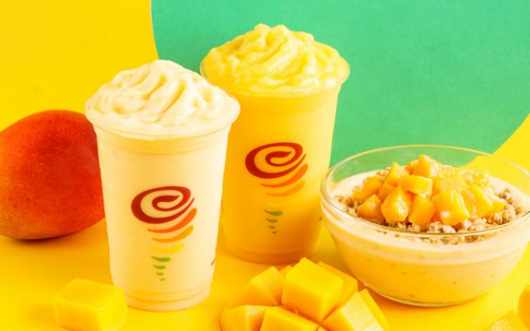 夏季水果變身沁涼甜品