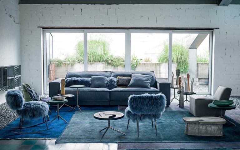 以最好的皮料與手工打造   義大利家具品牌Baxter以家具詮釋當代新古典主義 !