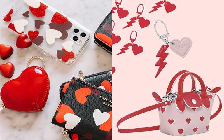 快跟男友提前預約情人節禮物!「LOVE」主題新品,從約會包款到隨身皮夾小物都是愛意滿滿的表現!